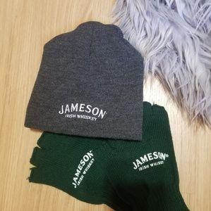 Jameson Beanie Hat & Gloves